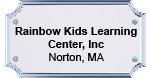 children's castle childcare plaque 3